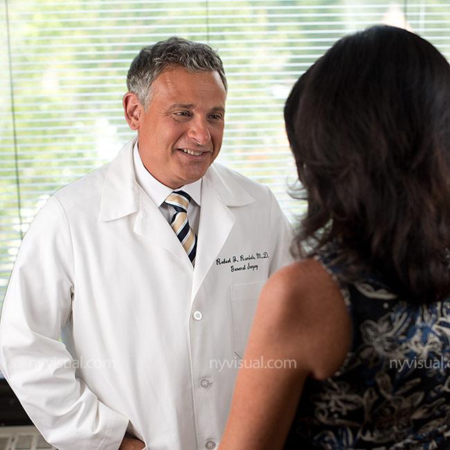 Long Island Professional doctor headshot